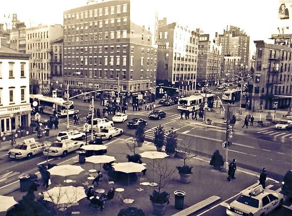 New York City on a Few Megapixels a Day